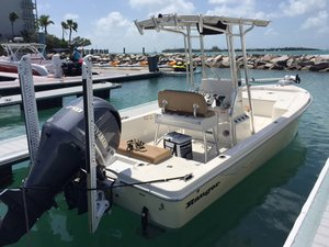 Used Ranger Bay 24 Bahia Center Console Fishing Boat For Sale