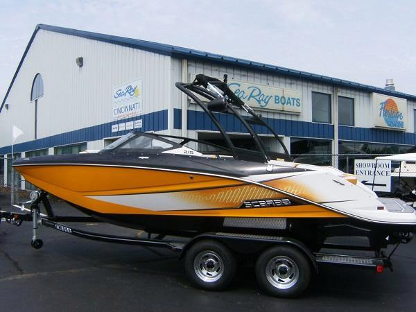 New Scarab 215 HO Impulse Jet Boat For Sale
