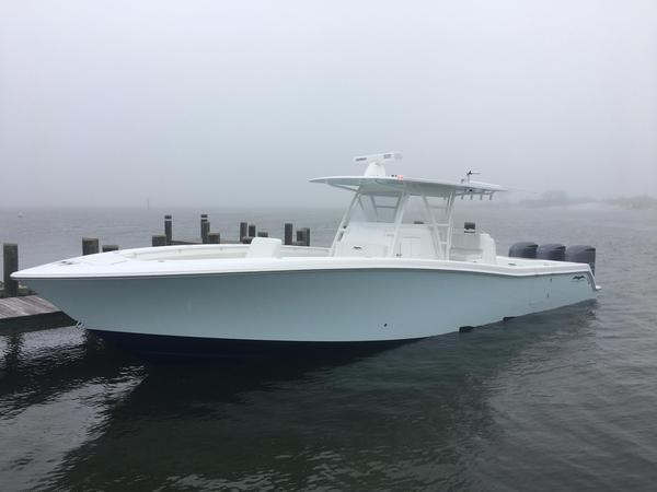 Used Invincible 39 Center Console Fishing Boat For Sale