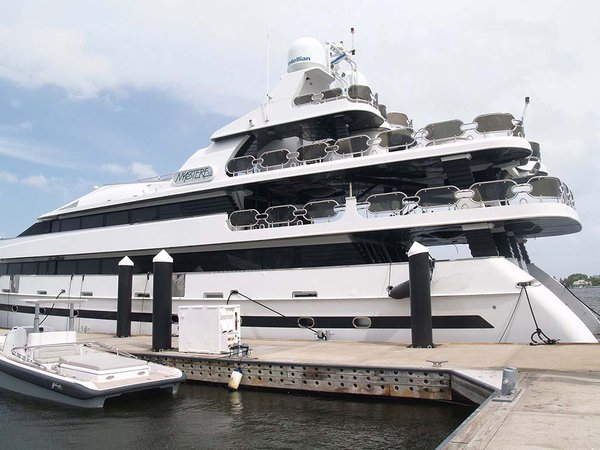 Used Custom Davros Ptd. Ltd. Motoryacht Motor Yacht For Sale