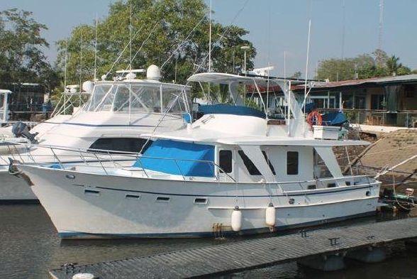 Used Defever Tri Cabin Trawler Boat For Sale