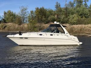Used Sea Ray 340 Sundancer Cruiser Boat For Sale