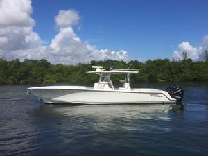 Used Sea Vee 39 Center Console Fishing Boat For Sale