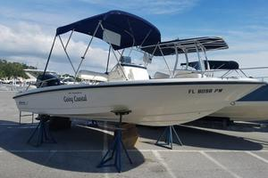 Used Boston Whaler 180 Dauntless Sports Fishing Boat For Sale