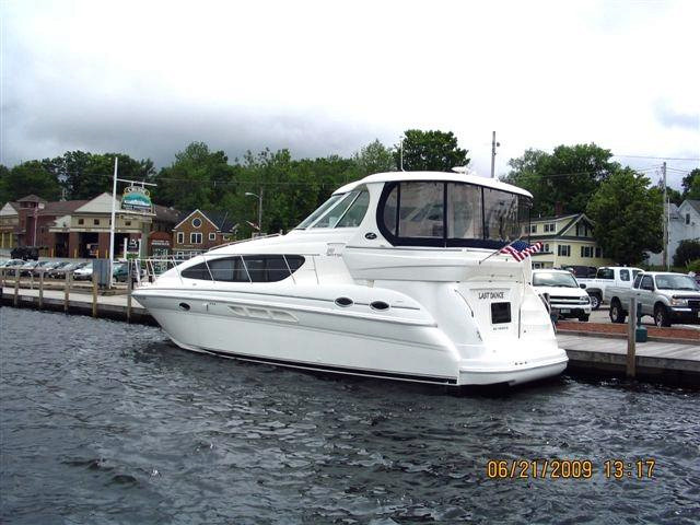 2004 Used Sea Ray 390 My 8758 Motor Yacht For Sale