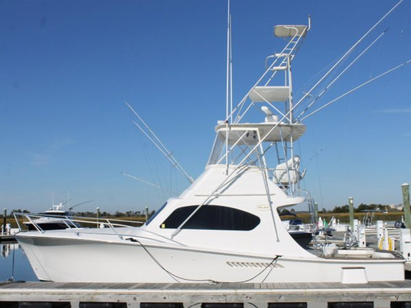 Used Ocean Yachts Billfish Flybridge Boat For Sale