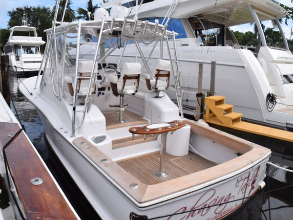 Used Middleton Sports Fisherman Cruiser Boat For Sale