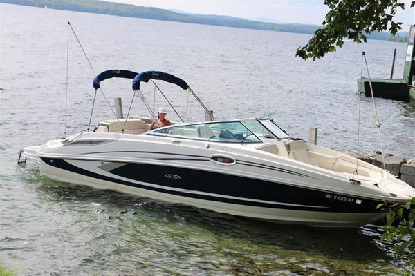Used Sea Ray 260 Sundeck - 11164 Runabout Boat For Sale