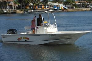 Used Boston Whaler 210 Montauk Sports Fishing Boat For Sale