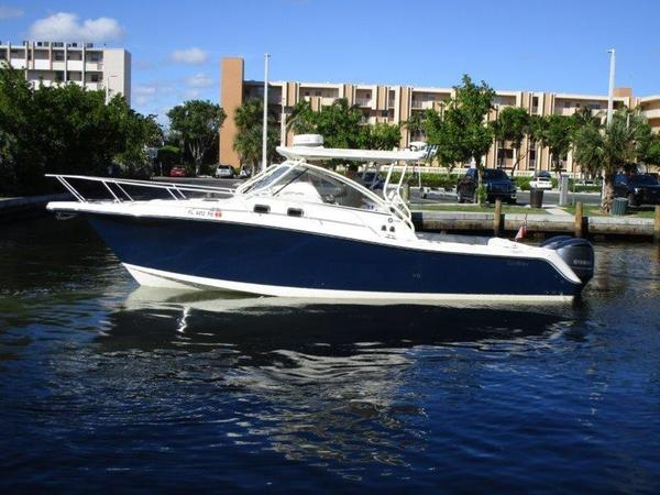 Used Edgewater 335ex Cruiser Boat For Sale