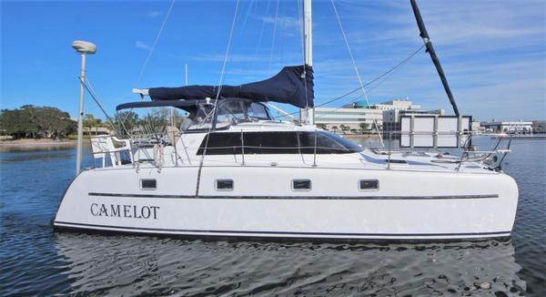 New Endeavour Catamaran Victory Catamaran Sailboat For Sale