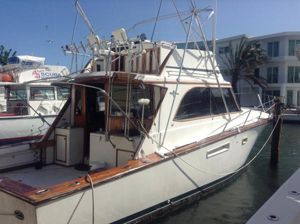 Used Egg Harbor Sport Fish Sports Boat For Sale