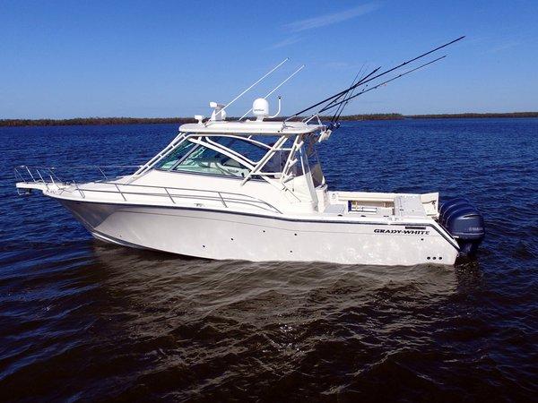 Used Grady White 370 Express Cruiser Boat For Sale