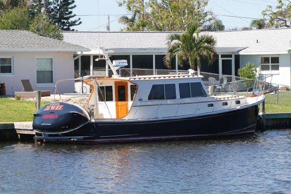 Used Downeast Yachts Cruiser Boat For Sale