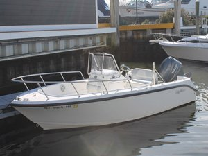 Used Edgewater CC Center Console Fishing Boat For Sale
