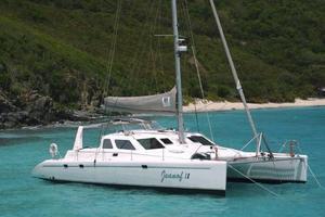 Used Voyage 440 Catamaran Sailboat For Sale