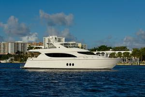 Used Hatteras 80 Motor Yacht Motor Yacht For Sale