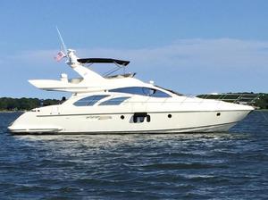 Used Azimut 55 Evolution Flybridge Boat For Sale