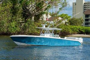Used Bahama Boat Works Center Console Fishing Boat For Sale