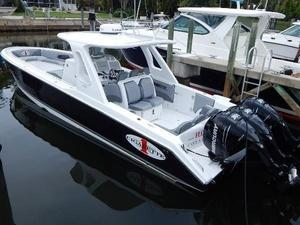 Used Cigarette GTS Center Console Fishing Boat For Sale
