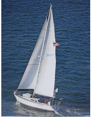 Used C&c 40-2 Centerboard Racer and Cruiser Sailboat For Sale