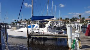 Used Leopard 38 Cruiser Sailboat For Sale