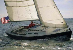 Used Alerion Express 28 Daysailer Sailboat For Sale