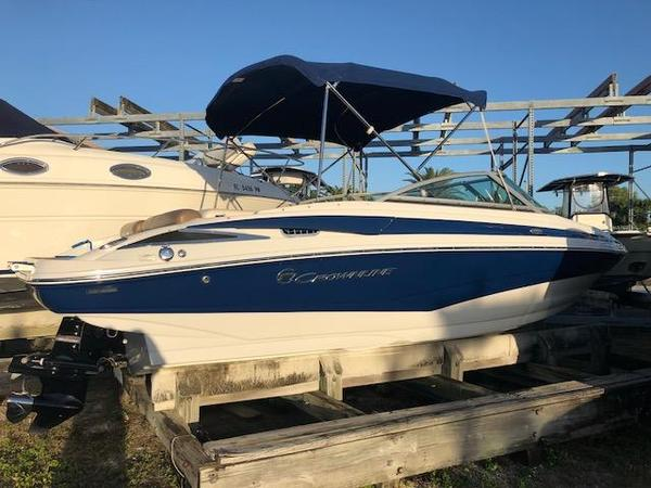 Used Crownline 215 SS High Performance Boat For Sale