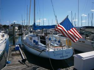 Used Morgan 38 Sloop Sailboat For Sale
