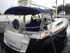 Used Jeanneau Sun Odyssey 509 Cruiser Sailboat For Sale