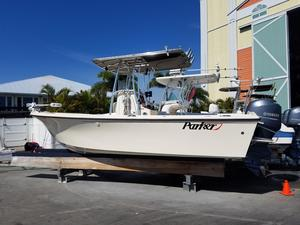 Used Parker 2100 Special Edition Saltwater Fishing Boat For Sale