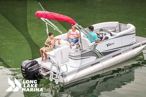 New Tahoe Pontoon Sport Cruise 20' Other Boat For Sale