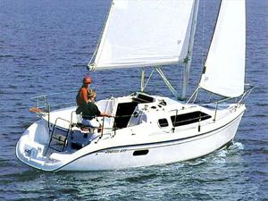 Used Hunter 280 Racer and Cruiser Sailboat For Sale