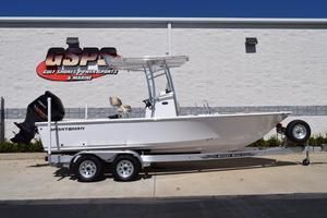 New Sportsman Masters 227 Bay Boat Bay Boat For Sale
