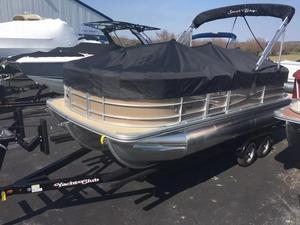 New South Bay Pontoon Boat For Sale