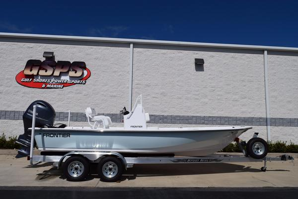 New Frontier 2104 Meridian Center Console Fishing Boat For Sale
