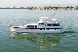 Used Burger 64 Flush Deck Motor Yacht Motor Yacht For Sale