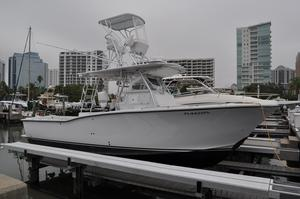Used Ocean Master 34 Center Console Fishing Boat For Sale