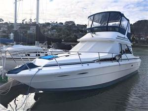 Used Sea Ray 34 Convertible Fishing Boat For Sale