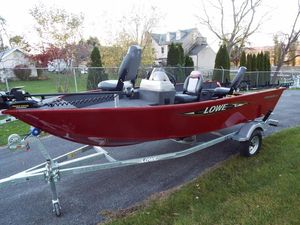 New Lowe FM160SFM160S Freshwater Fishing Boat For Sale