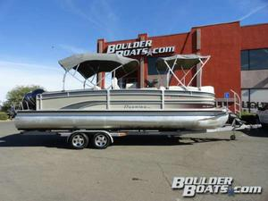 Used Premier Grand Isle 260Grand Isle 260 Pontoon Boat For Sale