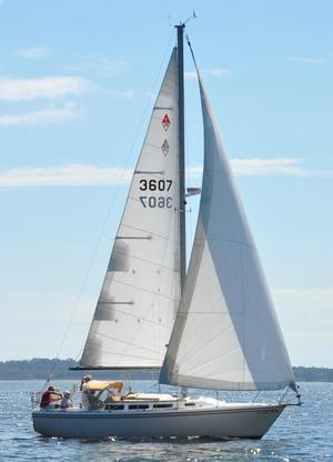 Used Catalina 30 TR Cruiser Sailboat For Sale