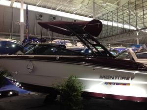 New Monterey 238 SS238 SS Bowrider Boat For Sale