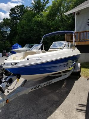 New Stingray 198 LX198 LX Runabout Boat For Sale