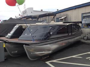 New Crest Savannah 250 SLSSavannah 250 SLS Pontoon Boat For Sale