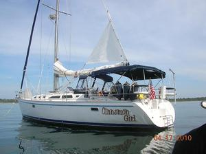 Used Catalina Aft Cockpit Sloop Sailboat For Sale