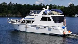 Used Hatteras Sport Deck Motor Yacht Motor Yacht For Sale