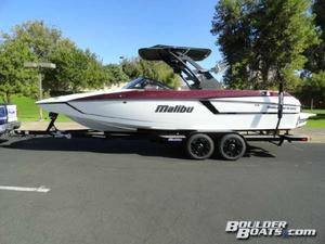 New Malibu 24 MXZ Ski and Wakeboard Boat For Sale