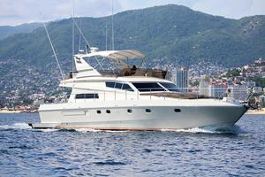 Used Ferretti Yachts 185 Fly Motor Yacht For Sale