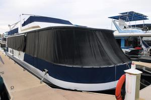 Used Skipperliner Custom HouseboatCustom Houseboat House Boat For Sale